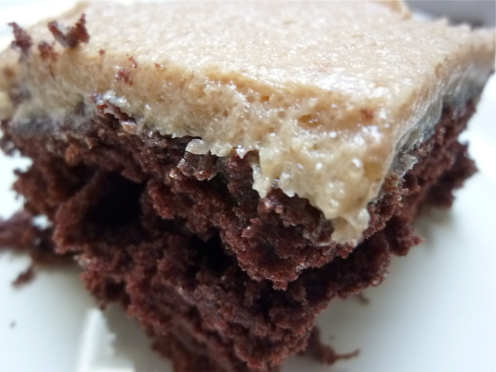 Spice cake recipe caramel frosting