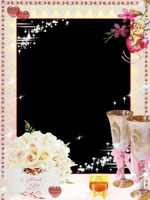 marco foto matrimonio