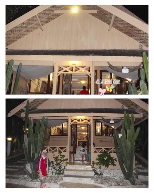 kamar di Amatoa Resort tanjung bira