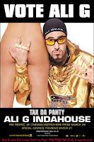 Ali G anda suelto (2002) online y gratis
