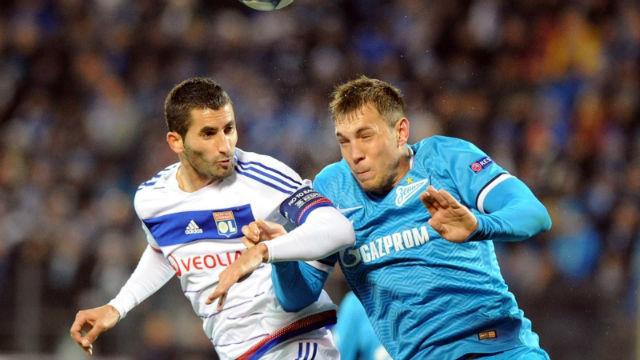 Vidéo Ligue des Champions : résumé et buts Zenit Saint-Petersbourg - Lyon