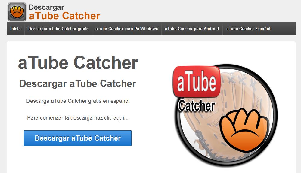 atube catcher en español