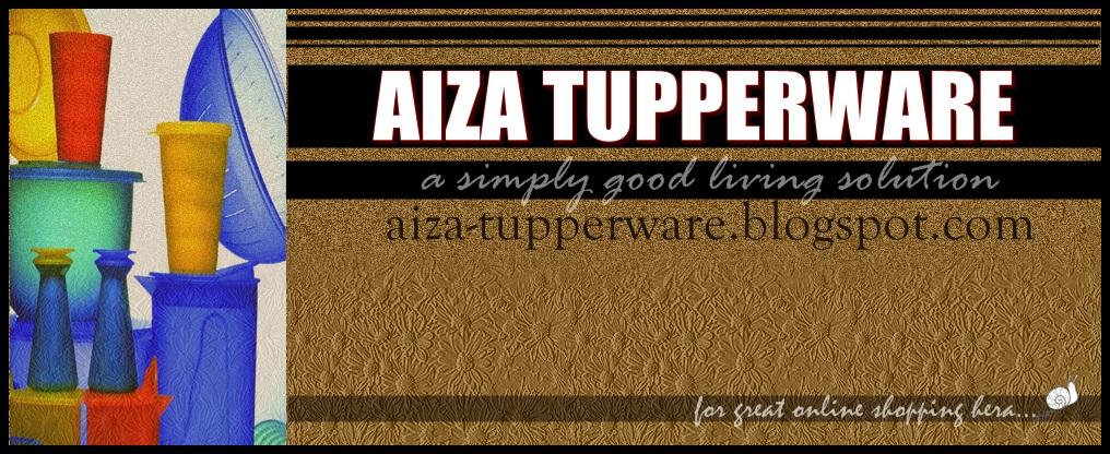 aiza Tupperware