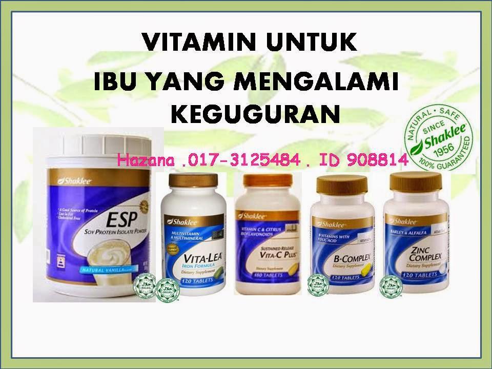 vitamin untuk keguguran kandungan