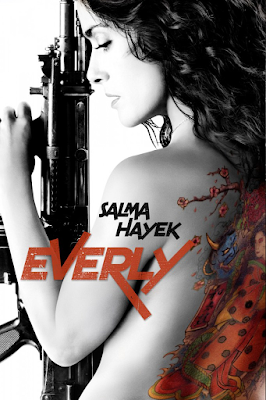 The Girl Who Loves Horror: Movie Review: Everly (2014)
