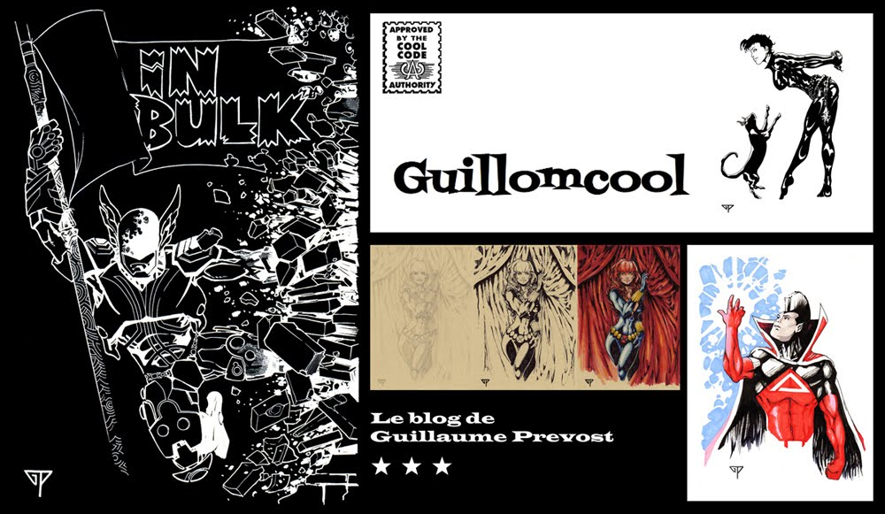 Guillomcool ... le blog de Guillaume Prevost