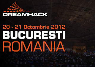 Dreamhack Bucharest 20 - 21 October - Romania