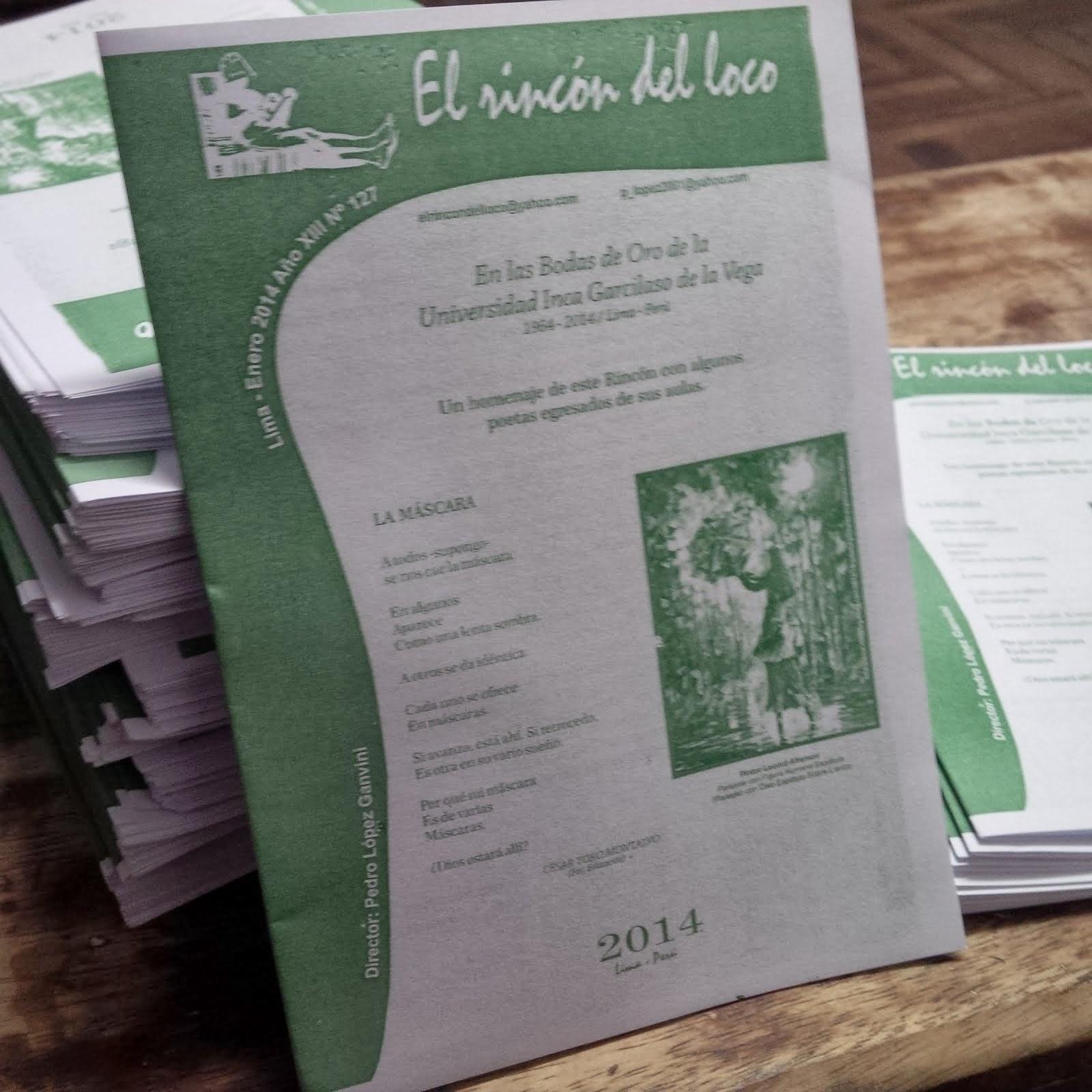 Rincón del loco 2014