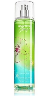 Bath & Body Works Beautiful Day Fine Fragrance Mist