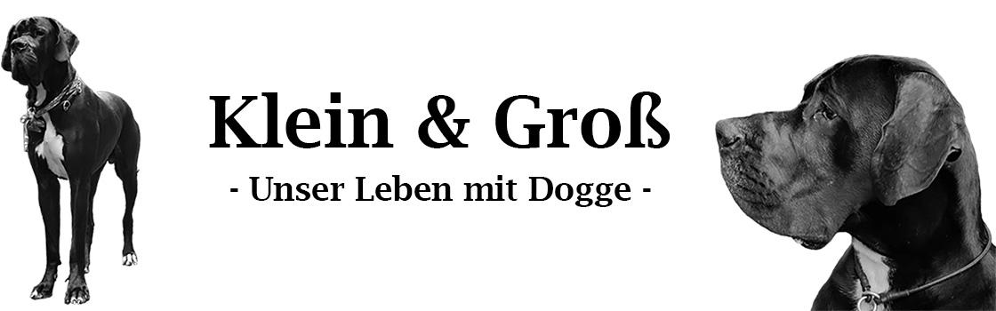 Klein & Groß - Unser Leben mit Dogge