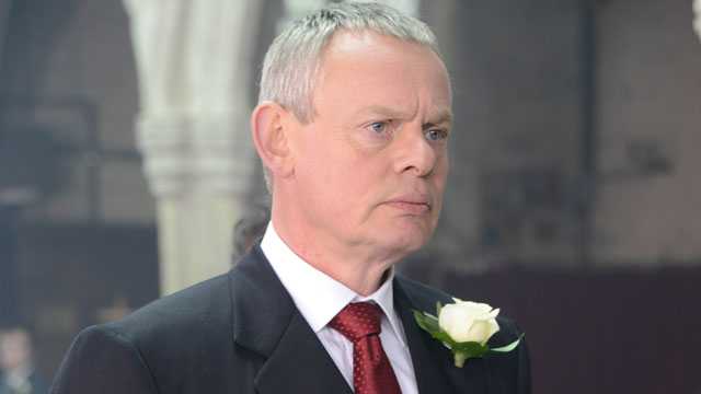 About louisa doc martin star martin clunes talks to tv times magazine