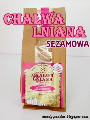 """""""Chałwa"""" lniana – GJ"""