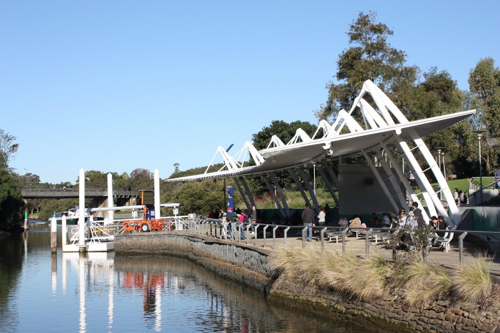 sydney parramatta ferry - photo#3