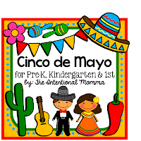 lesson plans Mexico printable worksheets craftivity pre-k kindergarten