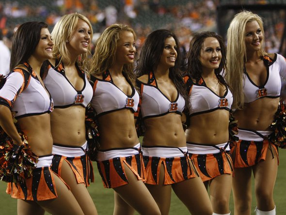 Ben-Gal's (Cheerleaders)