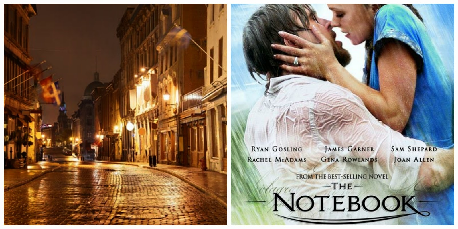 armchair book expo headquarters guest article was your fave book quebec the notebook by nicholas sparks 1996