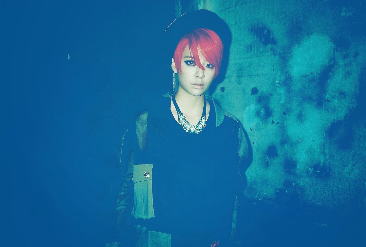 Amber Liu f(x) - Red Light Teasers