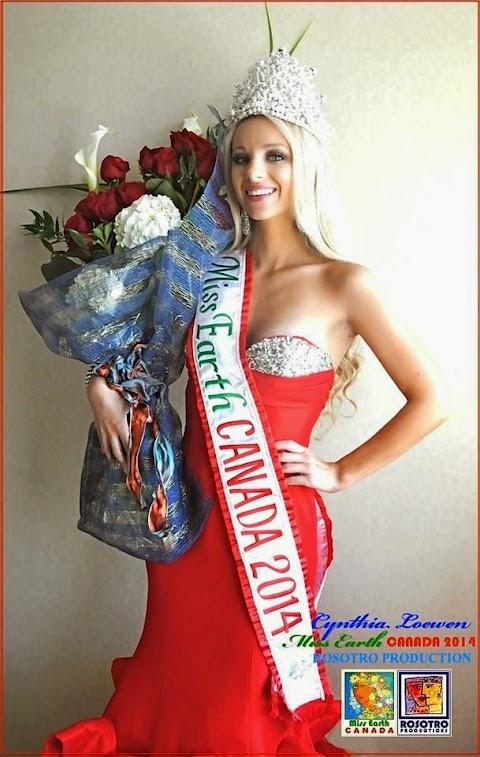 Miss Earth Canada 2014