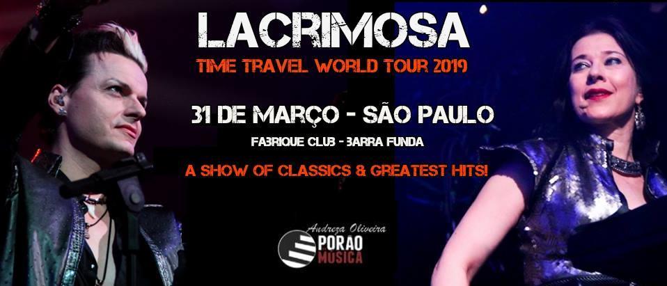 F.C. Lacrimaníacos Brasil Fã Clube - Todos por LACRIMOSA