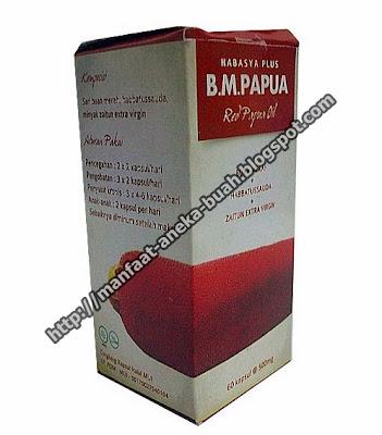 ekstrak buah merah papua habasya plus