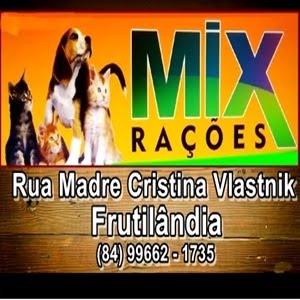 Mix Rações - Frutilândia
