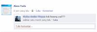 Tips Mudah Membuat Status Facebook Kosong Blong