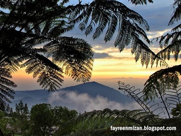 Sunset Senja Di Genting Highlands
