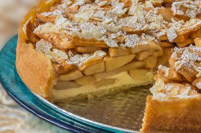 تارت التفاح, طريقة عمل تارت التفاح, التفاح, تارت, تفاح, التارت