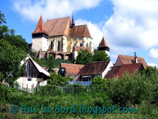 biserica cetate biertan