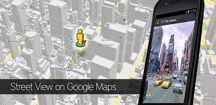 Street View on Google Maps for Android Apk Free Download TechAllTop – View Street Map Google Earth
