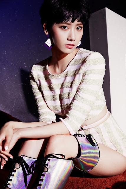 SNSD YoonA Lion Heart Girls Generation Teaser Pics 02