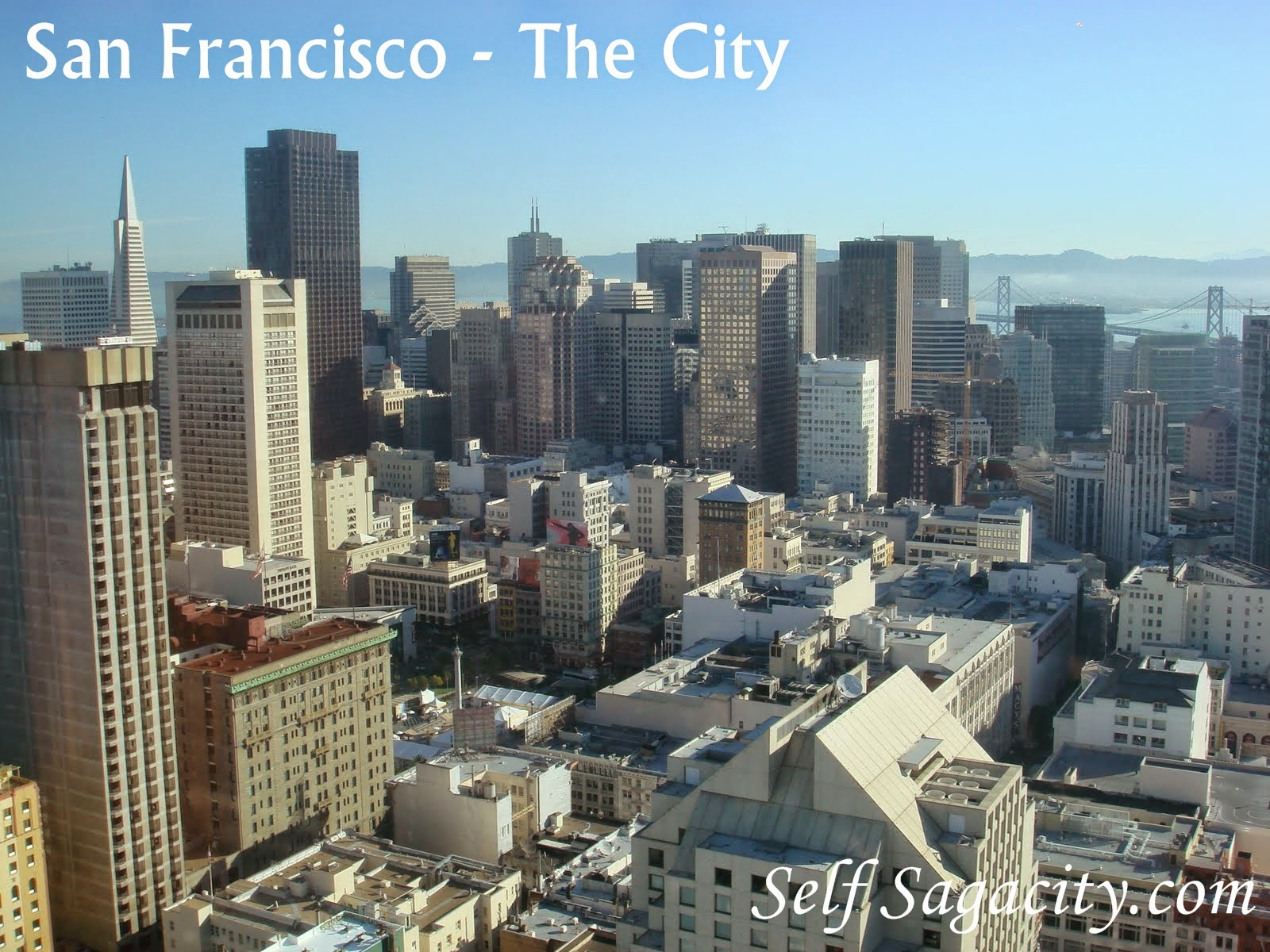 San Francisco the city
