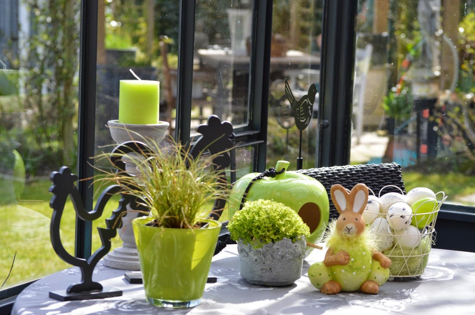 Passionnément jardin: Décorations pour les fêtes de Pâques