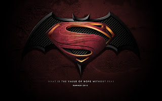batman v superman logo by macemewallpaper.blogspot.com