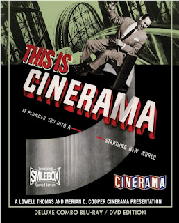 "Blu-ray Review | ""This is Cinerama"""
