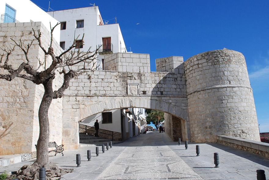 Puerta de San Pedro, Peñíscola