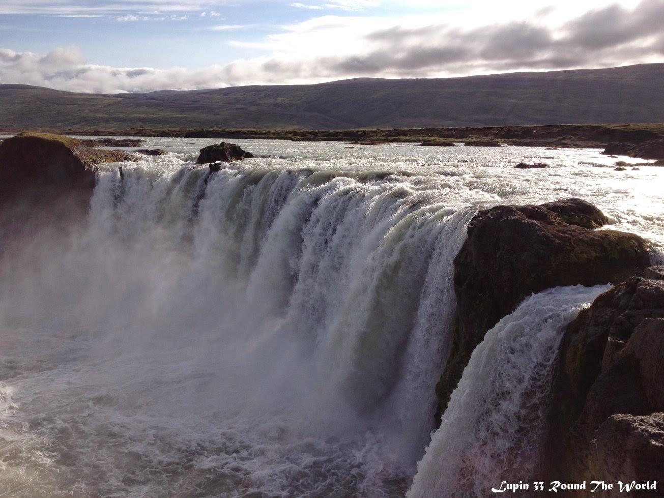 冰島自助旅行遊記照片Day4 眾神瀑布