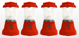 Mini Search Light Lanterns | Camping Essentials