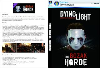 Capa Dying Light The Bozak Horde PC