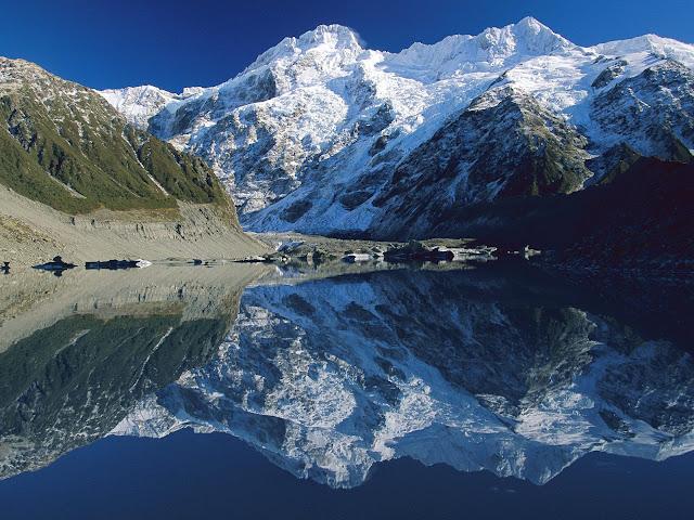 Naturaleza y Paisajes de Nueva Zelanda