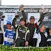 Baldoni y Levy son los primeros campeones del Rallycross CARX