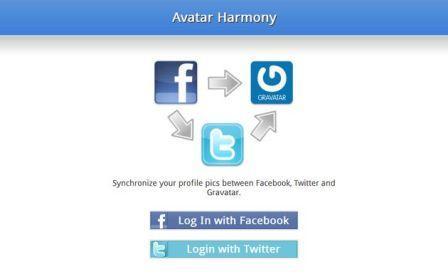 Sincronizar nuestro avatar en redes sociales
