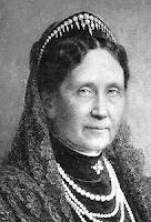 Prinzessin Luise von Preußen Großherzogin von Baden.