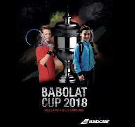 Babolat Cup 2018