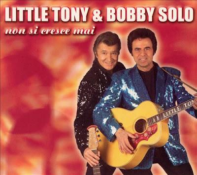 Sanremo 2003 - Bobby Solo e Little Tony - Non si cresce mai