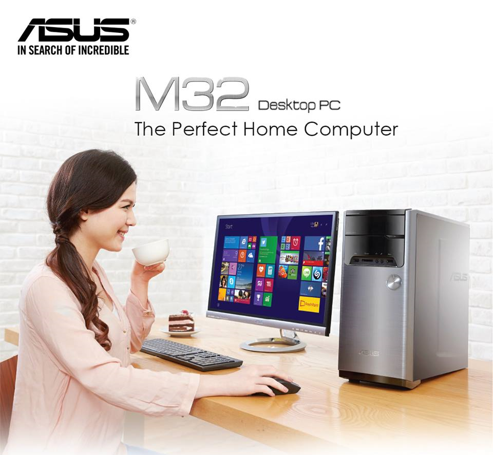 ASUS M32 desktop PC