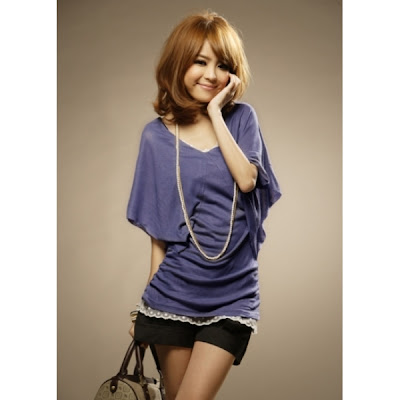 Japanese Fashion Clothing Women on Latest Women S Apparel Fashion Model 2011 Japan Korean Style