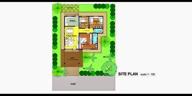 Reka Bentuk Rumah Teres 1 Tingkat | Berkongsi Gambar Hiasan Rumah ...