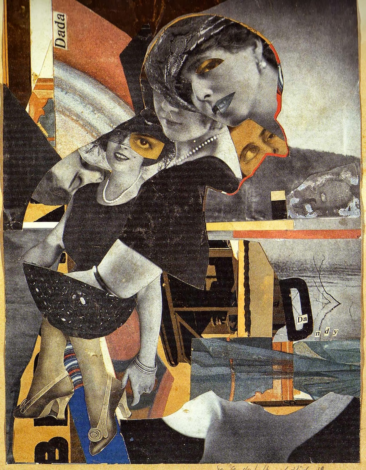 Top 10 Collage Artists Hannah H ch to Man Ray