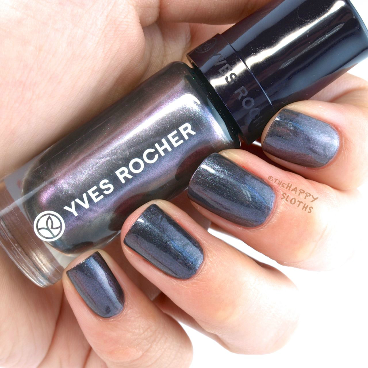 Yves Rocher Summer Creation 2015 Collection Nail Lacquers: Review ...